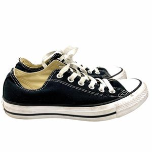 Black Converse Unisex All Star Sneakers